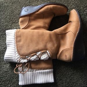 💟🍁UGG Australia Skylar Boot Size 10
